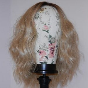 Belle Tress Ella Rose Wig Honey with Chai Latte